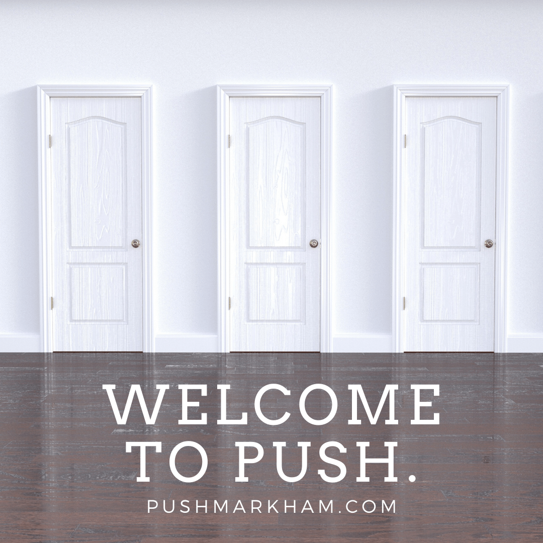 Welcome to PUSH.